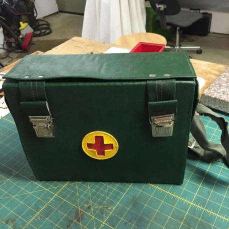 Soviet Era Medical kit