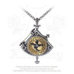 Enlightenment: Astral Dragon Quadrant Locket