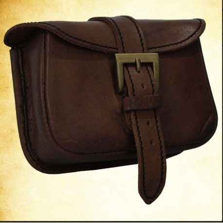 Single Buckle Pouch