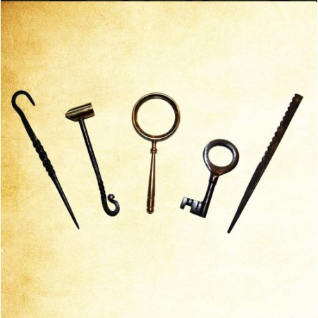 Thieves Tool kit