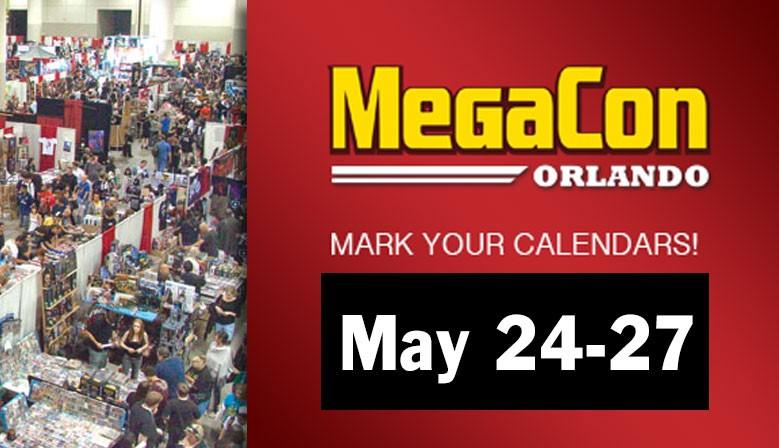 MegaCon 2018